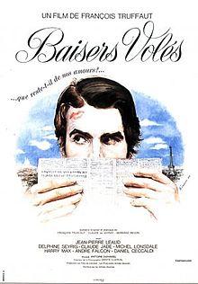 poster Baisers volés aka Stolen Kisses (1968)