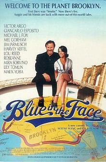 poster Blue in the Face (1995)
