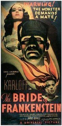 poster Bride of Frankenstein (1935)
