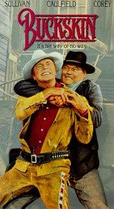 poster Buckskin (1968)