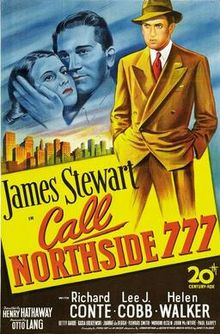 poster Call Northside 777 (1948)