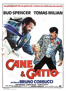 poster Cane e gatto - Thieves and Robbers (1983)