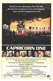 poster Capricorn One (1977)