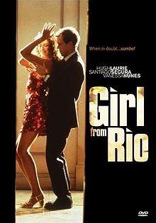 poster Chica de Rio - Girl From Rio (2001)