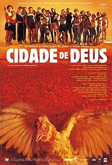 poster Cidade de Deus - City of God (2002)