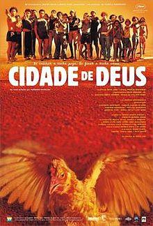 poster Cidade de Deus - City of God (2002)