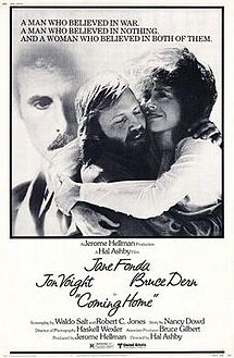poster Coming Home (1978)