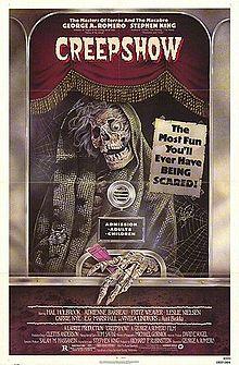 poster Creepshow (1982)