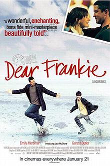 poster Dear Frankie (2004)