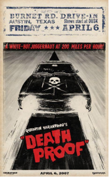 poster Death Proof (2007)