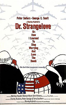 poster Dr. Strangelove (1964)