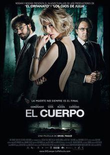 poster El Cuerpo - The Body (2012)