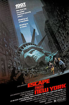 poster Escape from New York (1981)