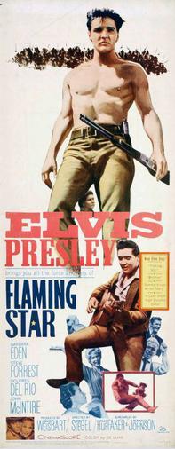 poster Flaming Star (1960)