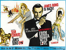 poster From Russia with Love (1963)
