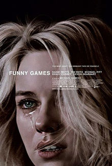 poster Funny Games (2007)