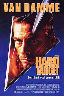 poster Hard Target (1993)