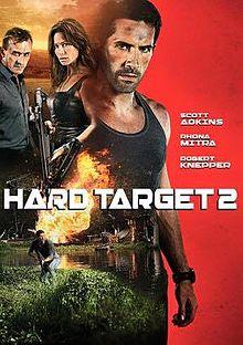 poster Hard Target 2 (Video 2016)