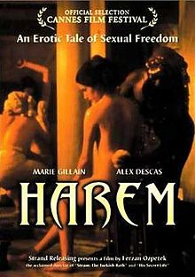 poster Harem suare (1999)