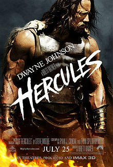 poster Hercules (2014)