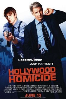 poster Hollywood Homicide (2003)