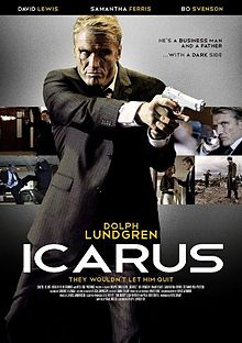 poster Icarus (2010)