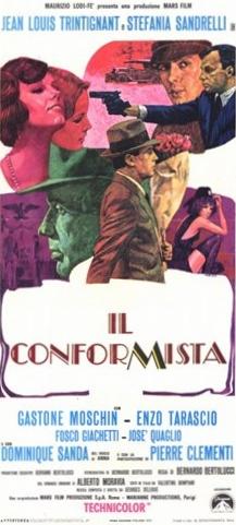 poster Il Conformista - The Conformist (1970)