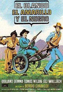 poster Il bianco, il giallo, il nero (1975)