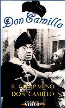 poster Il compagno Don Camillo (1965)