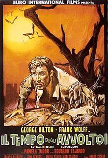 poster Il tempo degli avvoltoi - Last of the Badmen (1967)