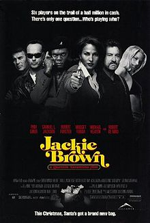 poster Jackie Brown (1997)