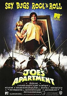 poster Joe's Apartment (1996)