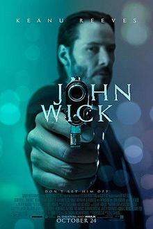 poster John Wick (2014)