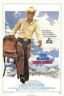 poster Junior Bonner (1972)
