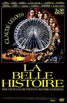 poster La belle histoire (1992)