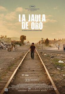 poster La jaula de oro (2013)