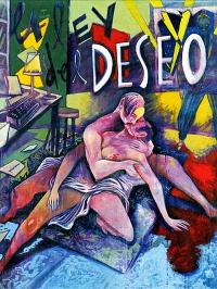 poster La ley del deseo (1987)