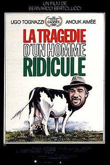 poster La tragedia di un uomo ridicolo (1981)