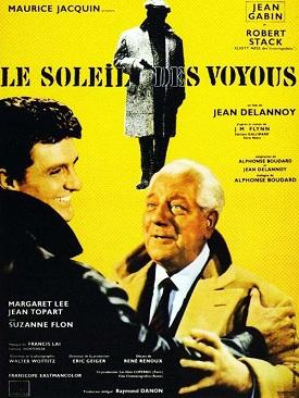 poster Le soleil des voyous (1967)