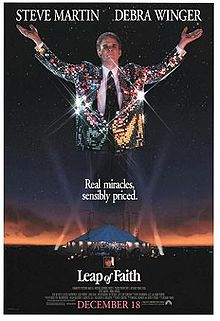 poster Leap Of Faith (1992)