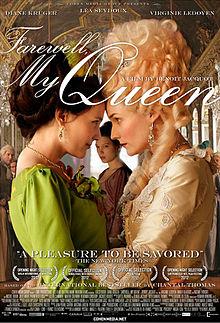 poster Les Adieux A La Reine (2012)