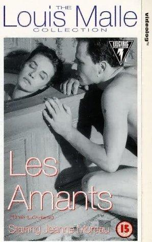 poster Les Amants - The Lovers (1958)