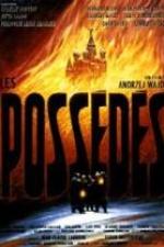 poster Les Possedes (1988)