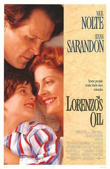 poster Lorenzo's Oil (1992)