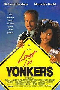 poster Lost in Yonkers (1993)