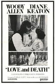 poster Love and Death (1975)