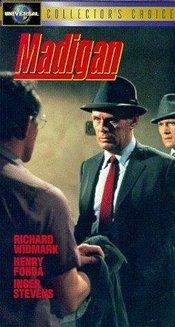 poster Madigan (1968)