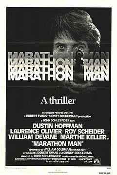 poster Marathon Man (1976)