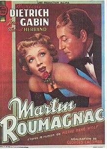 poster Martin Roumagnac (1946)