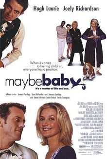 poster Maybe Baby (2000)